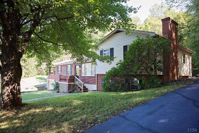 Amherst County Single Family Home For Sale: 137 Edgewood Lane