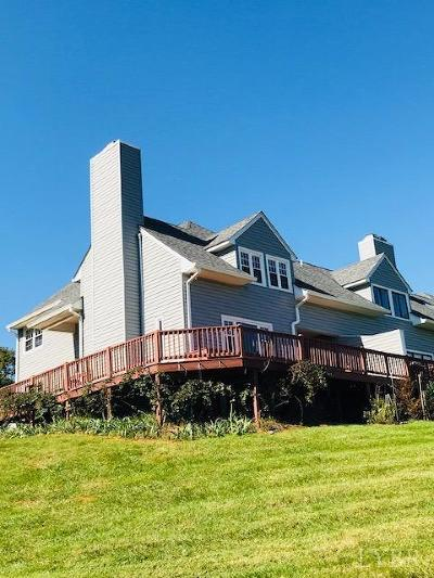 Bedford County Condo/Townhouse For Sale: 606 Fairwinds Court