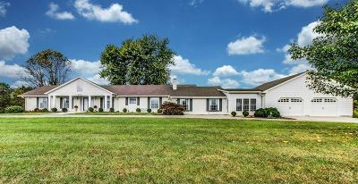 Bedford County Single Family Home For Sale: 2755 Fancy Farm Road