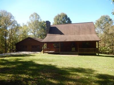 Bedford County Single Family Home For Sale: 6054 Bishops Creek Road