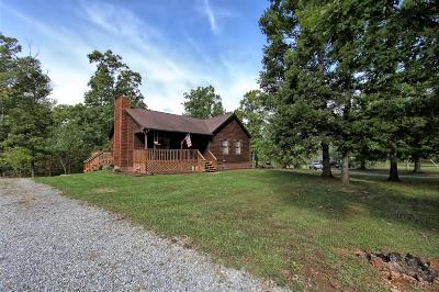 Bedford County Single Family Home For Sale: 1803 Quaker Church Road