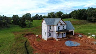 Bedford County Single Family Home For Sale: 6 Goode Road