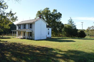 Forest VA Single Family Home For Sale: $70,000
