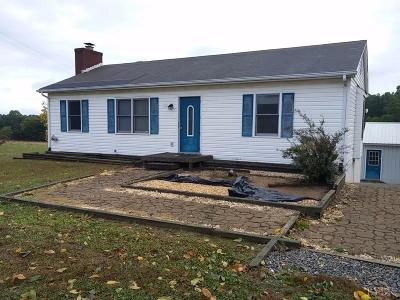 Bedford County Single Family Home For Sale: 8880 Leesville Road