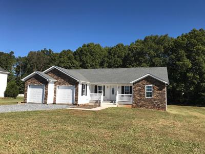 Amherst County Single Family Home For Sale: 215 Hunt Club Drive