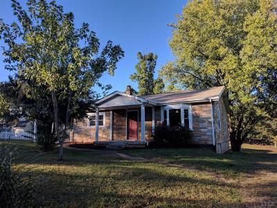 Bedford County Single Family Home For Sale: 1404 Bell Town Road