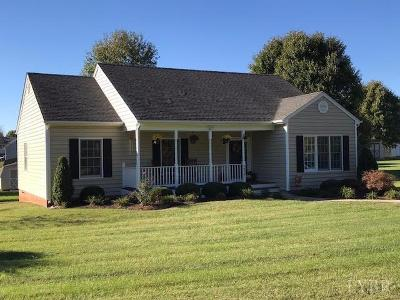 Bedford County Single Family Home For Sale: 2939 Thomas Jefferson Road