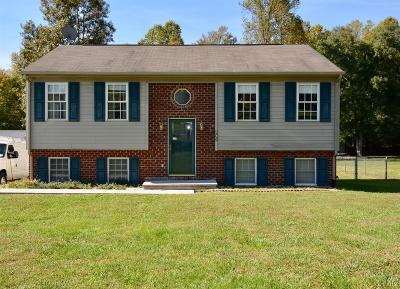 Amherst County Single Family Home For Sale: 243 Todd Lane
