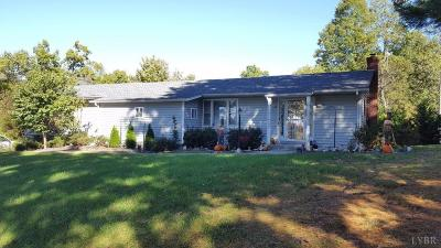 Lynchburg Single Family Home For Sale: 273 Spicer Road