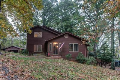 Bedford County Single Family Home For Sale: 1317 Raspberry Branch Lane