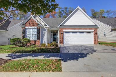 Lynchburg County Single Family Home For Sale: 324 Paulette Circle