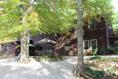 Single Family Home For Sale: 439 Walkers Ford Road