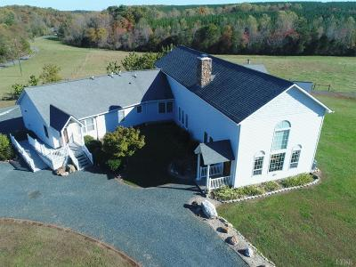 Concord Single Family Home For Sale: 1309 Paradise Road