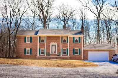 Rustburg Single Family Home For Sale: 3249 Village Highway
