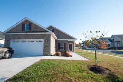 Lynchburg VA Single Family Home Contingent/Show: $209,900