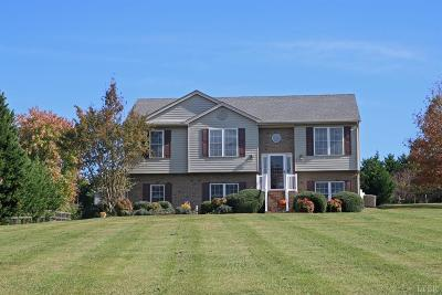 Bedford County Single Family Home For Sale: 1042 Pokeys Creek Road