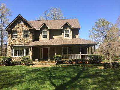 Lynchburg Single Family Home For Sale: 197 Mill Lane Road