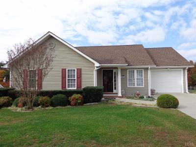 Campbell County Single Family Home For Sale: 386 Russell Springs Drive