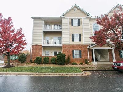 Lynchburg VA Condo/Townhouse For Sale: $112,900