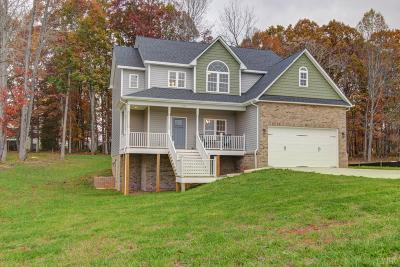 Bedford County Single Family Home Contingent/Show: 1151 Madison Mountain Lane