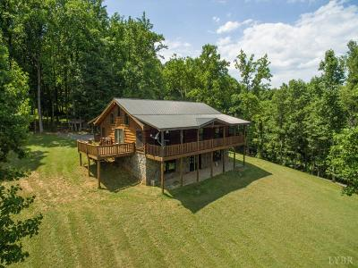 Bedford County Single Family Home For Sale: 1003 Peaks Shadow Road