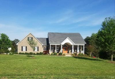 Rustburg Single Family Home For Sale: 54 Somerset Place
