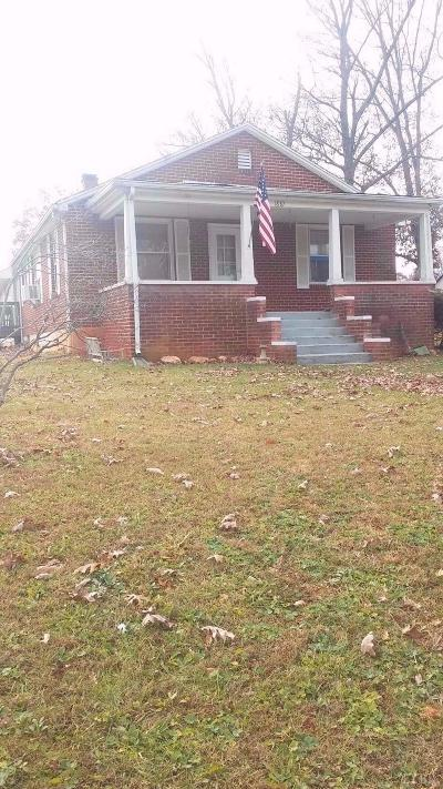 Bedford County Single Family Home For Sale: 1887 Southwest Falling Creek Road