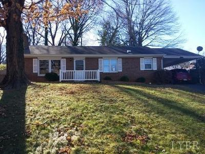 Bedford County Single Family Home For Sale: 823 Randolph Street
