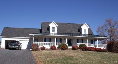 Campbell County Single Family Home For Sale: 2241 English Tavern Road