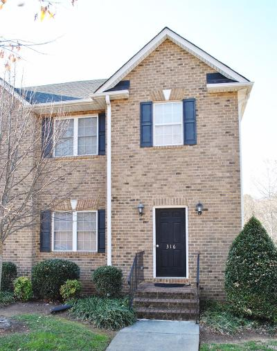 Lynchburg County Condo/Townhouse For Sale: 1002 Enterprise Drive #316