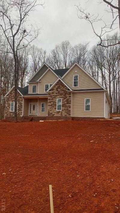Forest Single Family Home For Sale: 22 Madison Mountain Lane