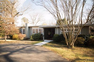 Lynchburg County Single Family Home For Sale: 1600 Belfield Place
