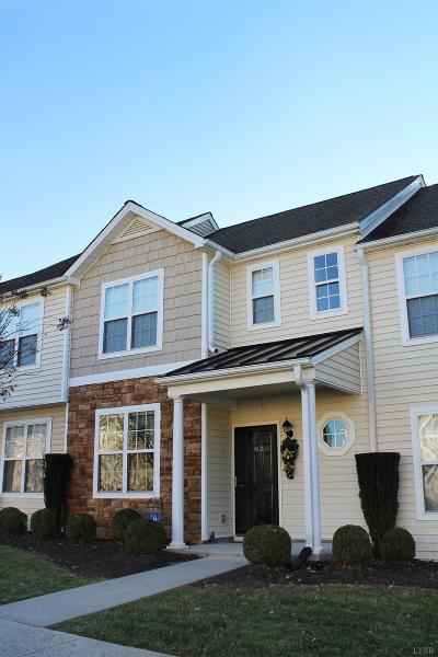 Campbell County Condo/Townhouse For Sale: 82 Logan Lane