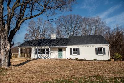 Lynchburg County Single Family Home For Sale: 1008 Grand View Circle