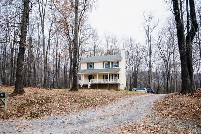 Bedford County Single Family Home For Sale: 1796 Woodshire