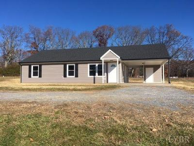 Campbell County Single Family Home Contingent/Show: 502 Brookneal Highway