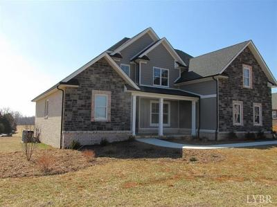 Forest Single Family Home For Sale: 1155 West Crossing
