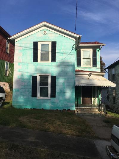 Lynchburg County Single Family Home For Sale: 720 Polk Street