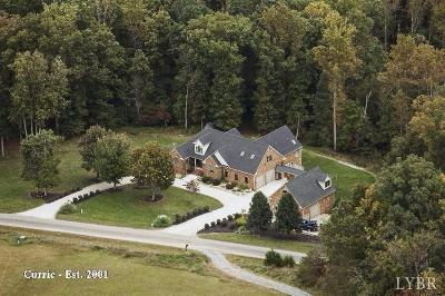 Bedford County Single Family Home For Sale: 1312 Sycamore Creek Drive