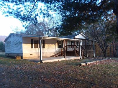 Bedford County Single Family Home For Sale: 8815 Pike Road