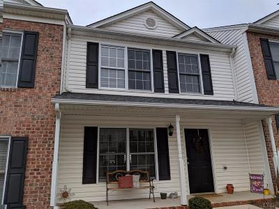 Lynchburg County Condo/Townhouse For Sale: 203 Margate Drive