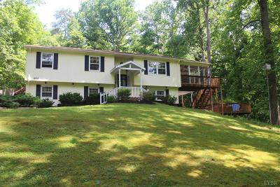 Bedford County Single Family Home For Sale: 1033 Medina Lane