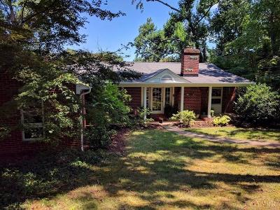 Campbell County Single Family Home For Sale: 1594 Timberlake Drive