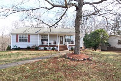 Bedford County Single Family Home For Sale: 1226 Ducks Lane