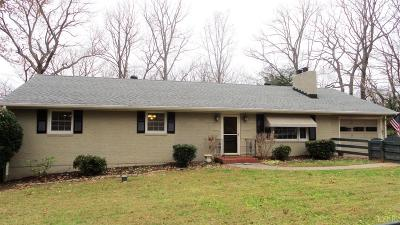 Bedford County Single Family Home For Sale: 135 Howard Drive