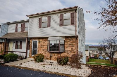 Campbell County Condo/Townhouse For Sale: 36 Cape Charles Square