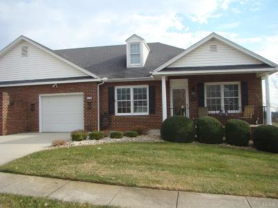 Bedford County Condo/Townhouse For Sale: 1015 Doulton Circle