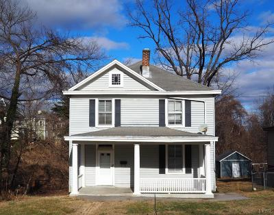 Lynchburg County Single Family Home For Sale: 1516 Clinton Street