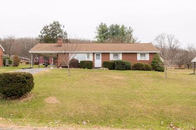 Bedford County Single Family Home For Sale: 1109 Maiden Lane