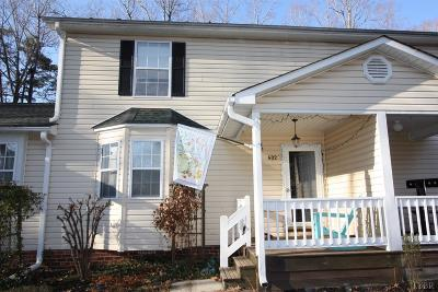 Bedford County Condo/Townhouse For Sale: 602 Goose Meadow Drive